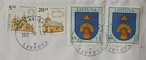 4 Litauen LIETUVA Briefmarken, in gutem Zustand! - Neustadt, Deutschland - 4 Litauen LIETUVA Briefmarken, in gutem Zustand! - Neustadt, Deutschland
