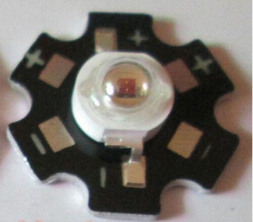 DORL/_A 1pc 5w 850nm Infrared IR LED 5 Watt
