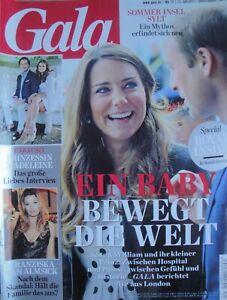 online retailer 4d65f a0f5d Details zu GALA Prinzessin Madeleine Schweden Franziska van Almsick Guido  Maria Kretschmer