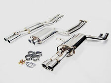 OBX Exhaust Cat Back Catback Fit 01-05 E46 325Ci 325i 330Ci 330i 2.5L 3.0L RWD