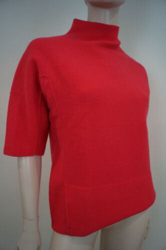 Rabbit Wool Szm Collection Top Jumper Pinky Neck Calvin Red Pure Hair Klein Polo nT1wqBAxAY