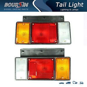 RH Side Rear Tail Light for Isuzu NPR NQR FSR FRR Tail lamp 1986-