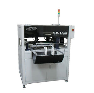QM1500-SMT-Auto-Pick-and-Place-Machine-w-Full-Vision