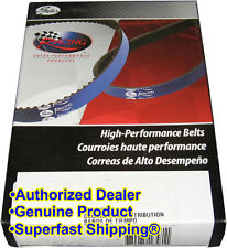 Gates T145RB Racing Timing Belt 88-91 Civic Si CRX Si D16A6 Engines ONLY - Blue