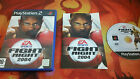 EA SPORTS FIGHT NIGHT 2004 PLAYSTATION 2 PS2 ENVÍO 24/48H