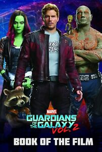 Marvel-Guardians-of-the-Galaxy-Vol-2-Book-of-the-Film-Parragon-Books-Ltd-New
