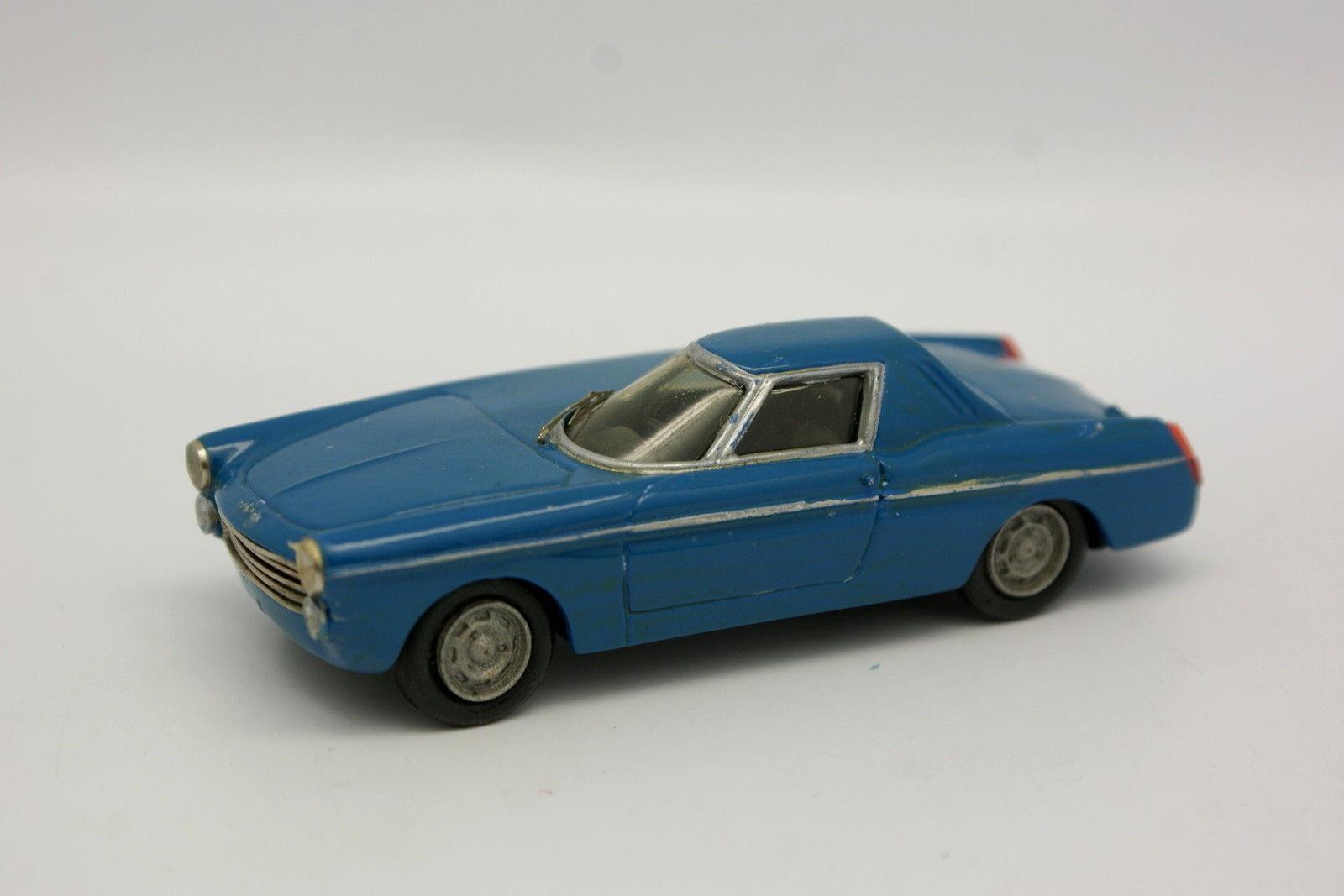 Retro Bolides kit kit kit monté 1 43 - Peugeot 404 Diesel Records 1965 b1e555