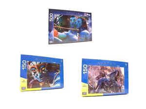 Spielzeug Set 3x Puzzle Avatar 3d 150 & 500 Teile Na'vi Defender Princess Pandora Ruf Zuerst Puzzles & Geduldspiele