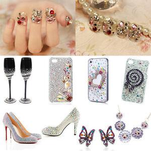 2000pcs-3D-Acrylic-Nail-Art-Tips-Gems-Crystal-Rhinestones-Women-Manicure-Glitter