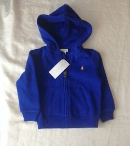 Polo Ralph Lauren Baby Boy039s Fleece Hoody Jacket  24Months - Yeovil, Somerset, United Kingdom - Polo Ralph Lauren Baby Boy039s Fleece Hoody Jacket  24Months - Yeovil, Somerset, United Kingdom