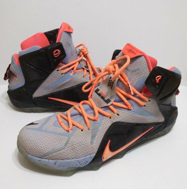 Size 11 - Nike LeBron 12 Easter 2015