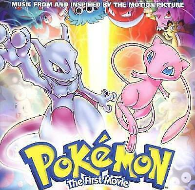 Pokemon The Movie 2000 The Power Of One Music From And Inspired By