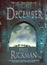 December By Phil Rickman. 9780330336772