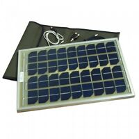 Angling Technics Solar Panel - Charges All Carp Fishing Bait Boats