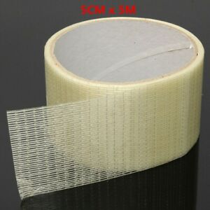 Sail Repair Tape 4.5mx50 Self Adhesive Ripstop for Tents Awnings Kites  RED PSP