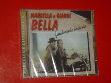 MARCELLA E GIANNI BELLA FINALMENTE INSIEME CD 12 TRK NEW SEALED SIGILLATO 2001