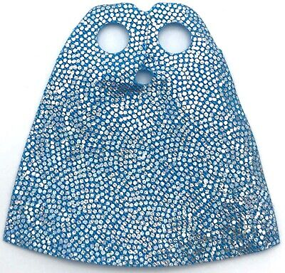 Cape Cloth Dark Bluish Gray LEGO Minifig Standard