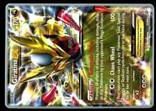 PROMO POKEMON CHAMPIONSHIPS 2016 N° 57/98 GIRATINA EX 170 HP Attack 100
