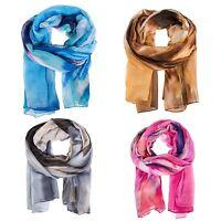 Ombre Maxi Scarf Hijab Spring Summer Big Large Wrap Shawl