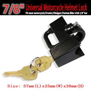 Motorcycle Helmet Lock Key Fit For Kawasaki Ninja 250 300 500 650 R
