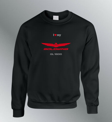 felpa Goldwing GL 1800 moto felpa maglione pullover