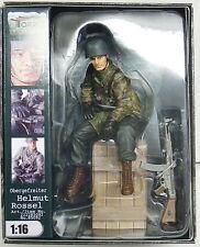 Finito personaggio paracadutisti esordire Helmut Rossel, Torro, 1:16, * NUOVO *