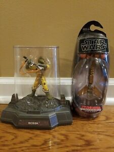 Die Cast Action Figure Toys NIB Star Wars Titanium Series Micro Machines