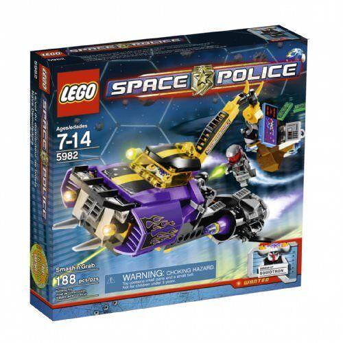 Lego Smash 'n GRAB (lego espace, police Smash et attrape) 5982