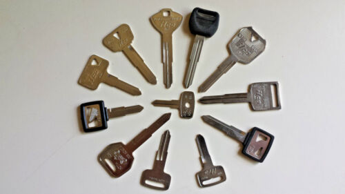 Suzuki-Motorcycle-ATV-New-Replacement-Keys-Cut-by-Code-Number-Guaranteed  work