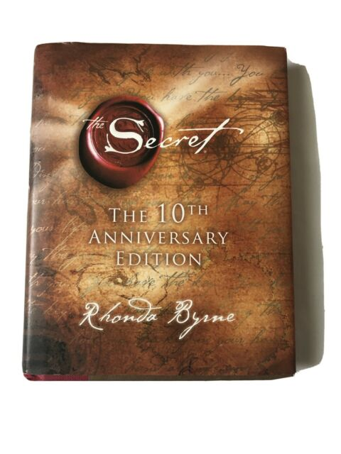 The Secret By Rhonda Byrne (Hardcover, 2006) For Sale