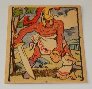 Image-Collection-BANANIA-N-6-SPARTE-et-Enfants-chetifs-ALBUM-D-039-IMAGES-1936