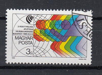 Europa Verantwortlich Briefmarken Ungarn 1989 Hallenleichtathletik Wm Budapest Mi.4010 Gestempelt Einfach Zu Reparieren