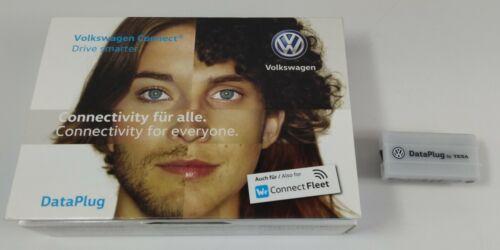 Nuevo genuino Volkswagen Bluetooth OBD datos Enchufe Para VW conectar Smartphone App