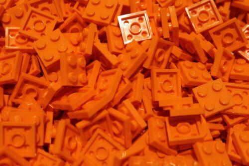 Platten 2x2 in Orange 200 x LEGO® Plate 3022 orange NEU