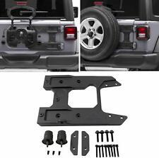 Mopar 82215355 Jeep Wrangler Oversized Spare Tire Carrier Modification Kit