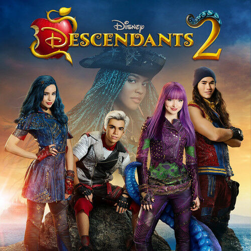 Descendants 2 CD (2017) ***NEW*** Value Guaranteed from eBay's biggest seller!
