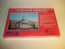 IHC COLONIAL CHURCH HO SCALE *NEW*