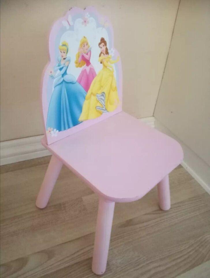 Bord/stolesæt, Disney Princess