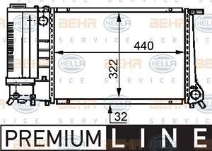8MK-376-717-464-HELLA-Kuehler-Motorkuehlung