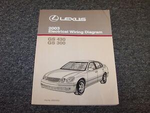 image is loading 2003-lexus-gs430-amp-gs300-sedan-electrical-wiring-