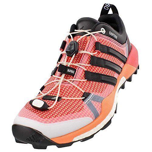 Adidas Sun Outdoor Terrex skychaser Trail Corriendo zapatos-para mujer Sun Adidas Glow/Negro/Super cd59e1