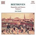 Beethoven: Bagatelles and Dances, Vol. 1 (CD, Jul-1999, Naxos (Distributor))