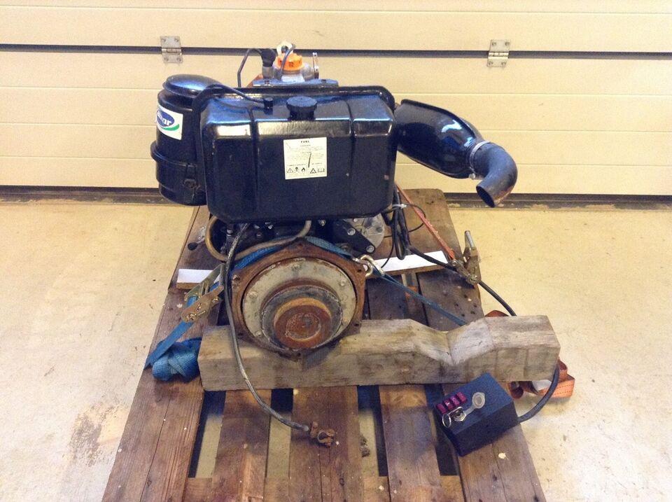 Diesel motor ny