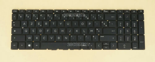 New For HP 250 G7 255 G7 256 G7 Keyboard French Clavier