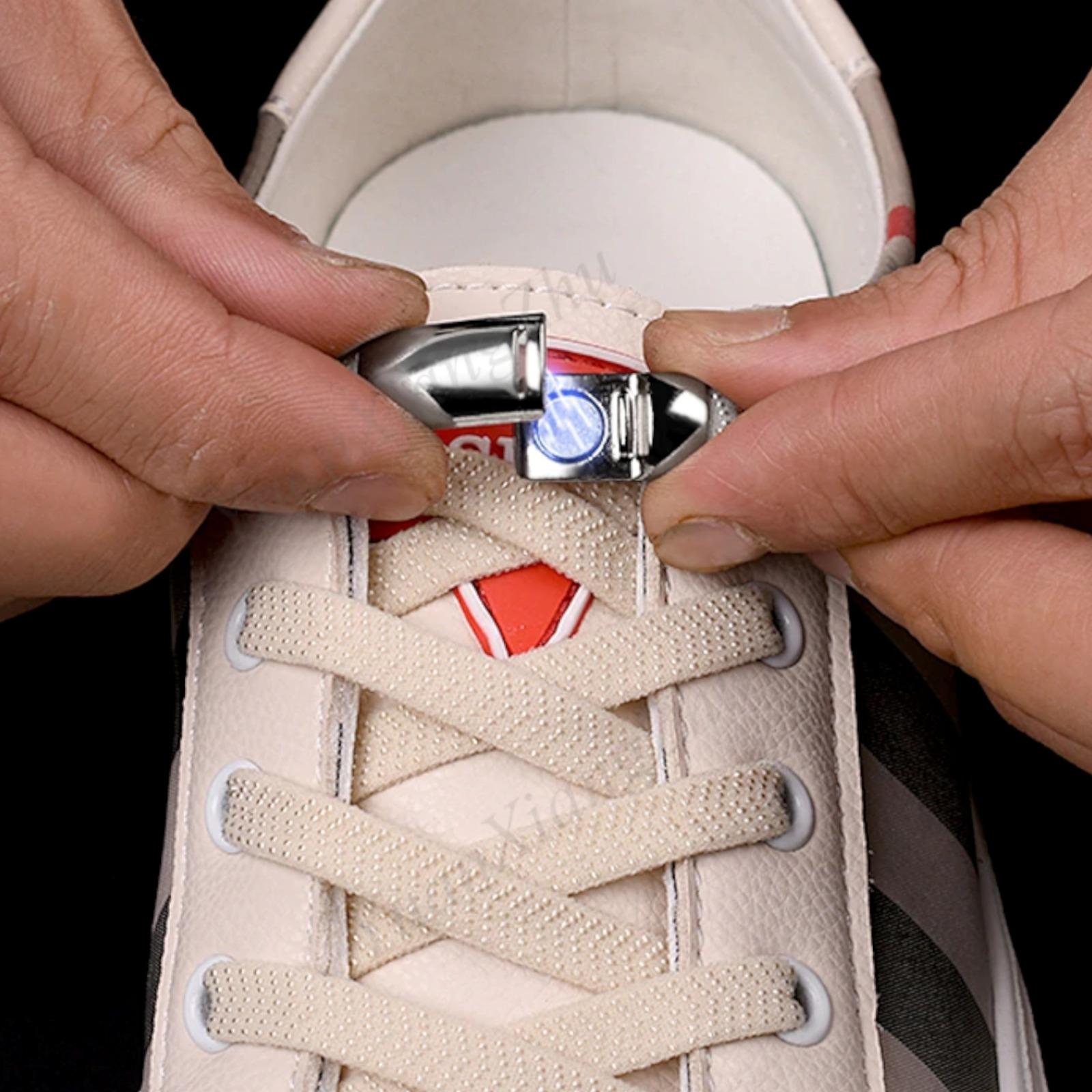 Schnürsenkel Mit Magnet Ohne Binden Bunte Schuhbändel