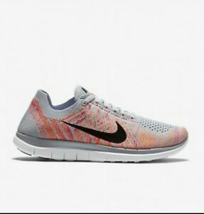 Details zu WMNS Nike Free 4.0 Flyknit 717076 002