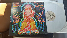 HAWKWIND SPACE RITUAL 2 LP w/POSTER Cover Orig USA RARE motorhead lemmy '73 oop!