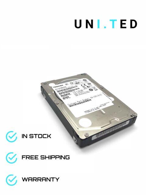 "Toshiba  AL13SXB600N  600GB 2.5"" SAS 2 Enterprise Hard Drive"