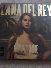 "LANA DEL REY 'BORN TO DIE' THE PARADISE EDITION VINYL LP 12"" NEW/SEALED"