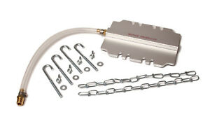 Motive Products Billet Chrysler Dodge Mopar 3-tab Reservoir Adapter Kit 1113